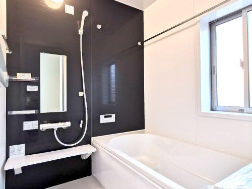 同仕様写真(浴室)ゆったりお風呂でくつろげる 一坪バスです♪(風呂)