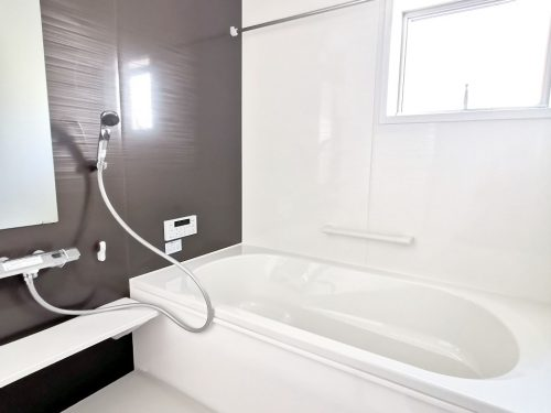 ゆったりお風呂でくつろげる 1坪バス♪(風呂)