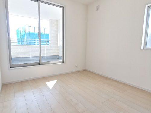 2階 6帖の洋室です♪(子供部屋)