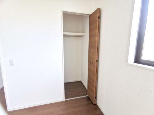 6帖洋室 クローゼット(子供部屋)