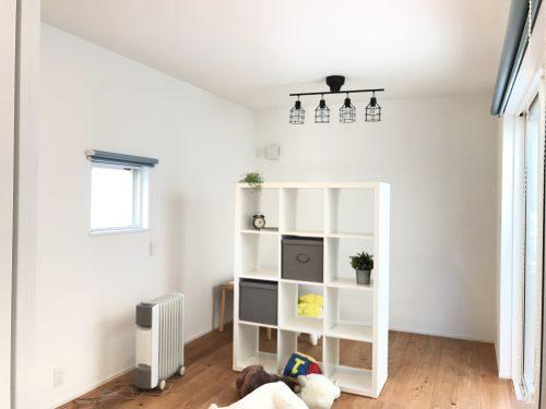 様々な空間を作り出せる 洋室です♪(寝室)