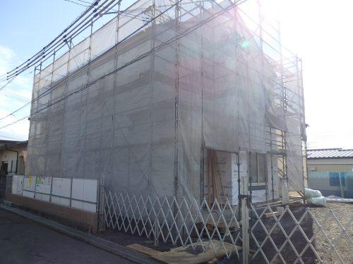 リーブルガーデン 高萩市石滝 1期
