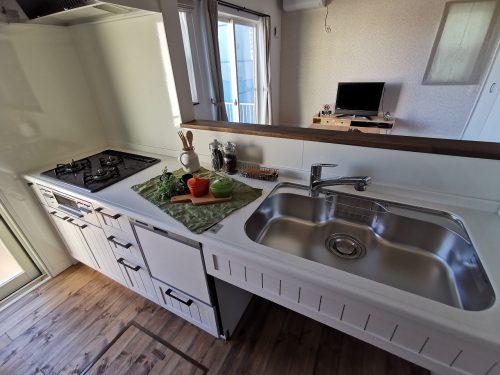 食洗機 3口コンロ(キッチン)